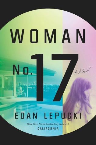 woman no. 17-book cover-novel