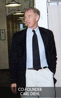 Co-Founder Carl Diehl