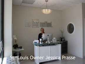 Jessica in St Louis
