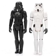 Star Wars action figures small